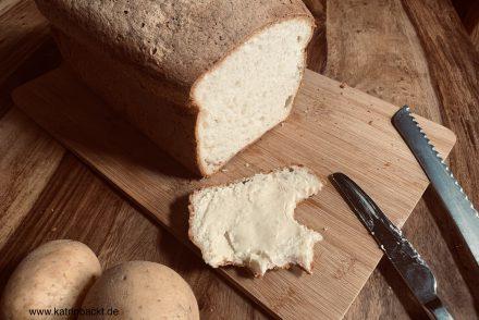 Glutenfreies Kartoffelbrot