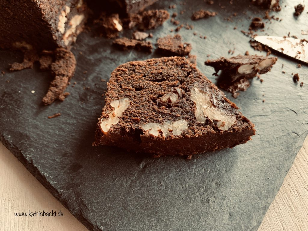 glutenfreie Schoko-Brownies