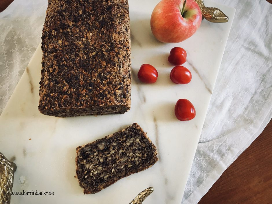 Mix-Brot ohne Mehl